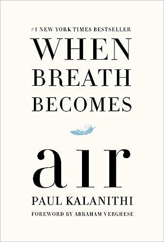 """Résultat de recherche d'images pour """"when breath becomes air"""""""