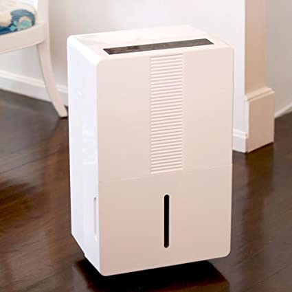 Pure u0026 Dry Whisper 70-Pint Energy Star Portable Dehumidifier with Built-In Pump & Amazon.com - Pure u0026 Dry Whisper 70-Pint Energy Star Portable ...