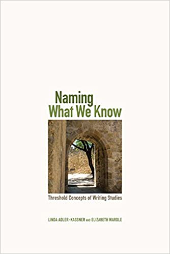 Cover image from Naming What We Know