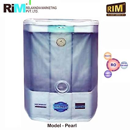 Generic RO Protection Cover for Kent Pearl Water Filter, Blue