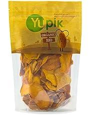 Yupik Organic Mango Sliced, 450 grams