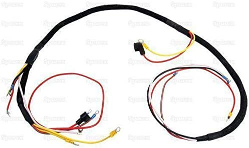8N SIDE MOUNT DISTRIBUTOR FORD TRACTOR WIRING HARNESS
