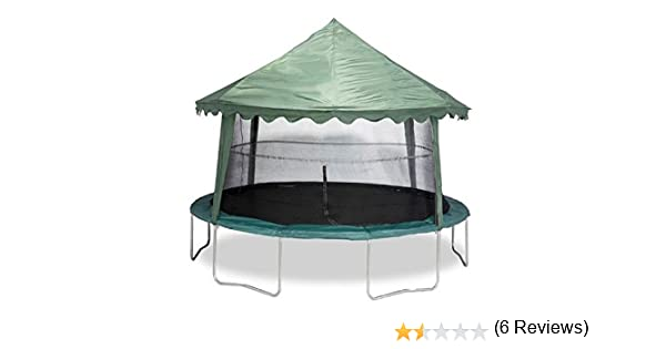 sc 1 st  Amazon.com & Amazon.com : JUMPKING 14u0027 TRAMPOLINE CANOPY COVER : Sports u0026 Outdoors