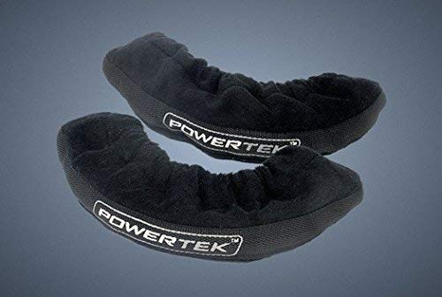PowerTek V3.0 Heavy Duty Ice Hockey Skate Blade Covers//Soakers Black