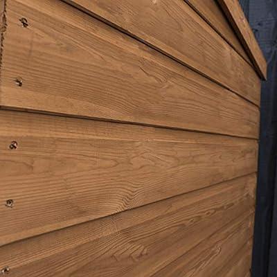 Caseta de madera para almacenamiento en el jardín de Waltons, 1 ...