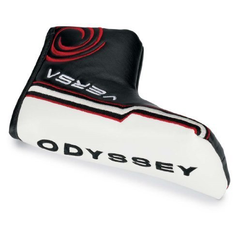 NEW Odyssey Versa Blade Putter Cover Headcover (Odyssey 2 Ball Blade Putter Cover)