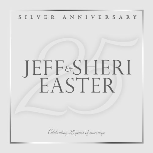 Silver Anniversary [2 CD] (Sale Easter)