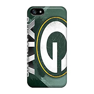 Premium [wXt2086feBl]green Bay Packers Case For Iphone 5/5s- Eco-friendly Packaging