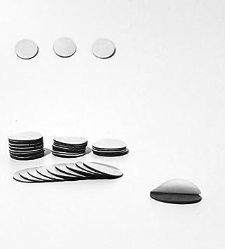 Takkis selbstklebend Magnetfolie Magnetpunkte 50 Stück 40mm Magnetplättchen