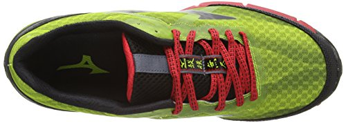 Mizuno - Zapatos para hombre Green