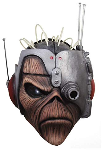 Trick Or Treat Studios - Iron Maiden Somewhere in Time Eddie Mask]()