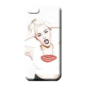 MMZ DIY PHONE CASEipod touch 5 Strong Protect PC skin mobile phone case wild miley cyrus