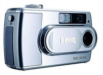 Benq Digital Camera DC3410 Download Drivers