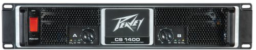 Peavey CS 1400 - 1400 Watt Power Amplifier by Peavey