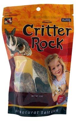 All Natural Critter Rock Salt Lick