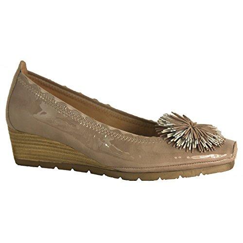 Hispanitas Wedged Shoe - 86970 olaya Taupe