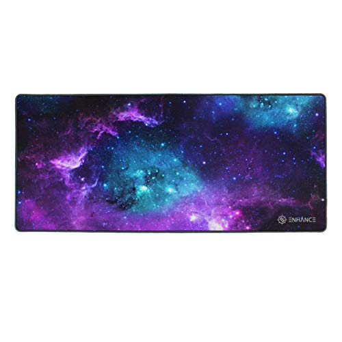 ENHANCE Extended Large Gaming Mouse Pad - XL Mouse Mat (31.5