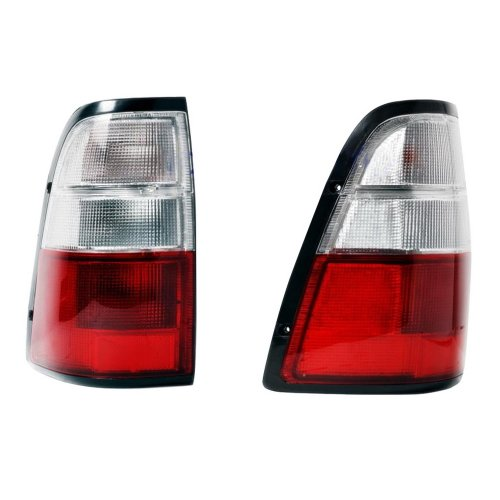 2 X Rear Light Tail Light Isuzu Pickup Vauxhall Brava