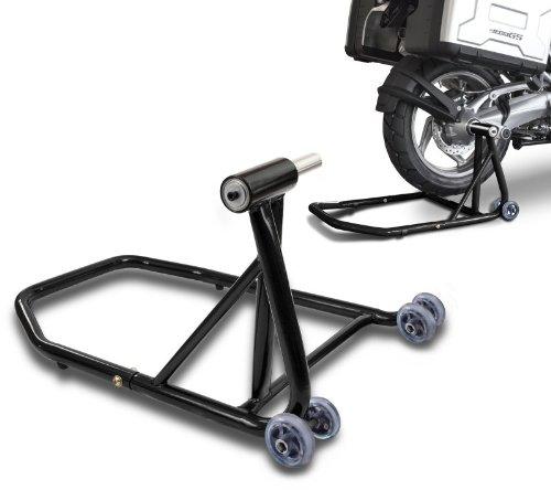 ConStands Single Bé quille d'atelier BMW R NineT Pure 17-18 noir, Monobras adaptateur inclus