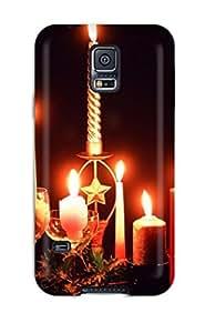 BvZGeib14511zbXZu Case Cover Holiday Christmas Galaxy S5 Protective Case
