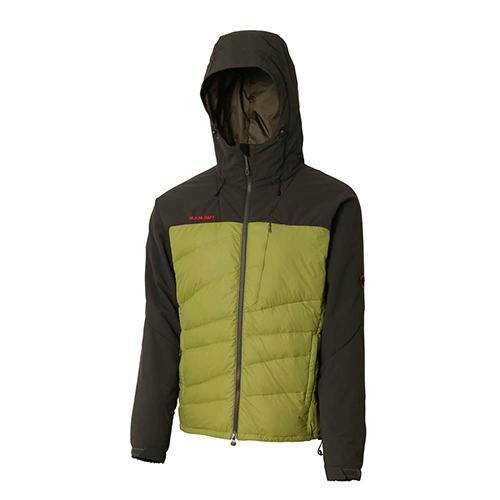 BELAY HYBRID INSULATION JACKET