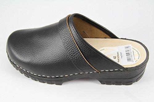 Gerla , Chaussures de sécurité pour homme Noir Noir