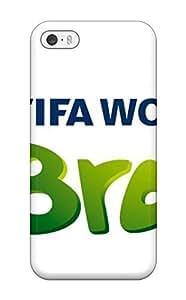 Iphone 4/4s Case Bumper Tpu Skin Cover For World Cup 2014: The Dream Team   Soccerlens Accessories