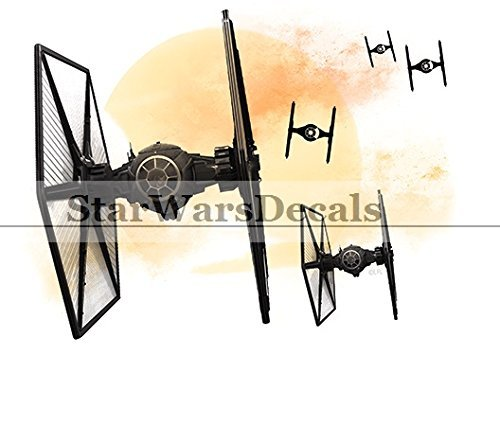 Awakens Fighters Squadron Classic Removable product image