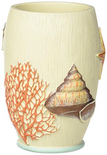 Avanti Linens 13827AMUL Seaside Vintage Tumbler, Medium, Multicolor (Avanti Collection)