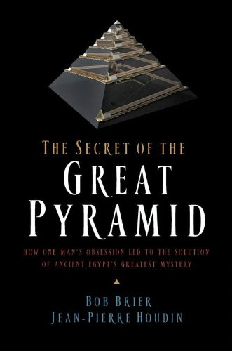 Image result for the secret of the great pyramid bob brier