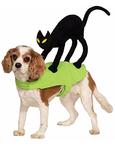 Forum Novelties Pet Costume-Cat On My Back, Multi, Medium -