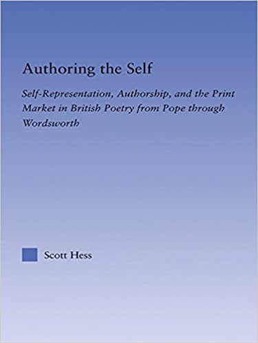 Authoring the Self: Self-Representation, Authorship, and the