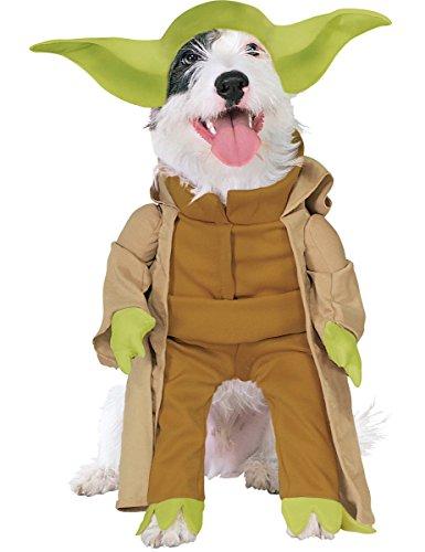 Morris Costumes Star Wars Yoda Dog Small