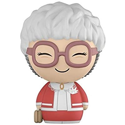 Funko Dorbz: Golden Girls - Sophia (Styles May Vary) Collectible Figure: Funko Dorbz:: Toys & Games
