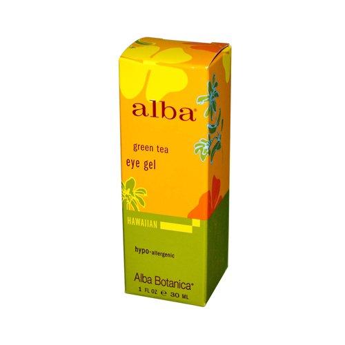 ALBA BOTANICA EYE GEL,GREEN TEA, 1 OZ by Alba Botanica