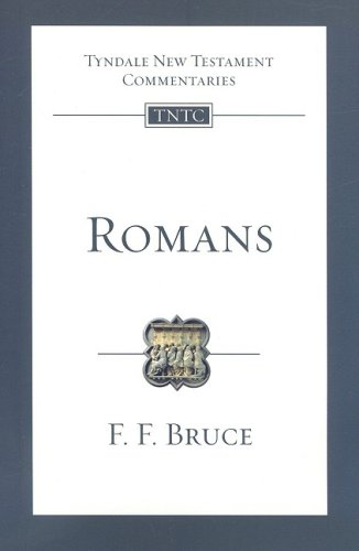 Romans (Tyndale New Testament Commentaries (IVP Numbered)) -