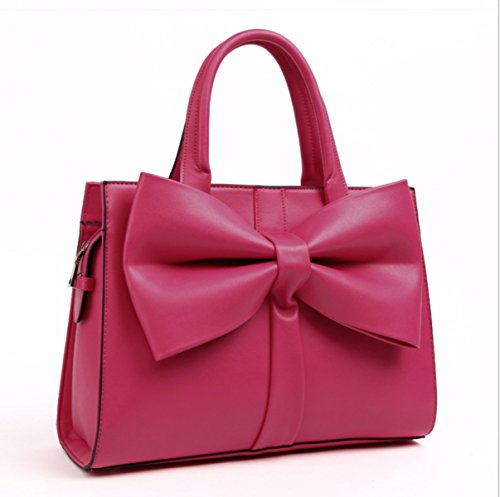 GSHGA Nuevo Bolso Femenino Arco Hombro Messenger Bag Diagonal Bridal Package,E C