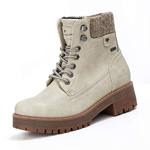 Boots Tailor Off white Tom Women's 7EYcq