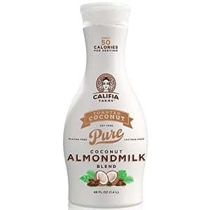 Califia Farms Coconut Almond Milk, 48 Fluid Ounce -- 6 per case.