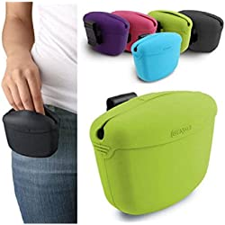 DEXAS Popware Clip-on Treat Holder for Dog Puppy Obedience Training Bag