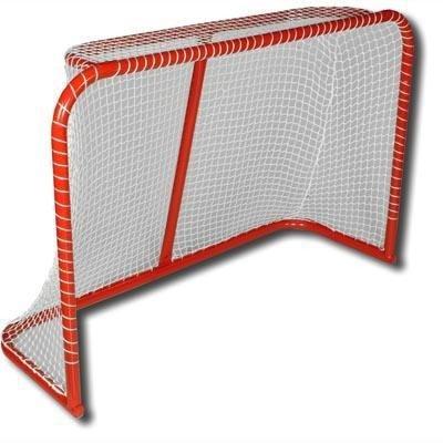 6ft x 4ft Regulation Street Hockey Goal - Heavy Duty & Hard Wearing Roller Hockey Goal [Net World Sports]