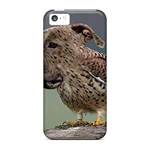 Iphone 5c Case Cover With Shock Absorbent Protective RsULmch-5741 Case