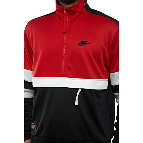 Veste University M sail Red Homme Pk blac Nsw Air Jkt black Nike XqwxHSpp