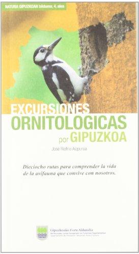 Descargar Libro Excursiones Ornitologicas En Gipuzkoa Jose Riofrio Aizpurua