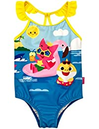 73dc011b92c Toddler Girl Authentic Character One Piece Swimsuit UPF 50
