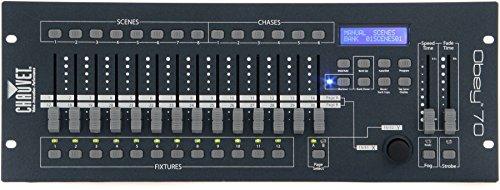 CHAUVET DJ Obey 70 Universal DMX-512 Controller | LED Light Controllers by CHAUVET DJ (Image #2)'