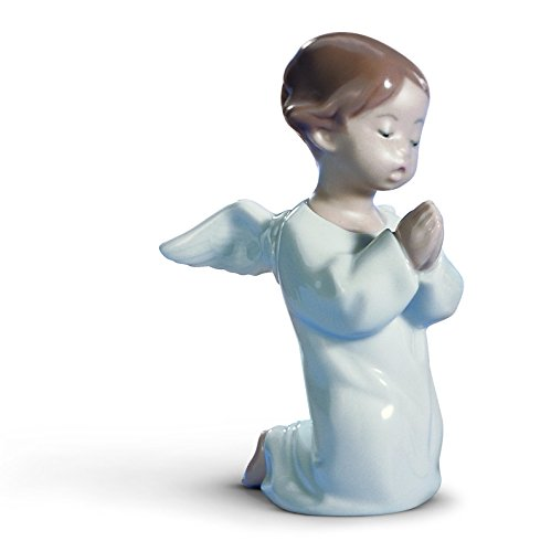 Lladró Angel, Praying Figurine (Lladro Figurine)