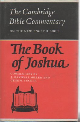 The Book of Joshua (Cambridge Bible Commentaries on the Old Testament)