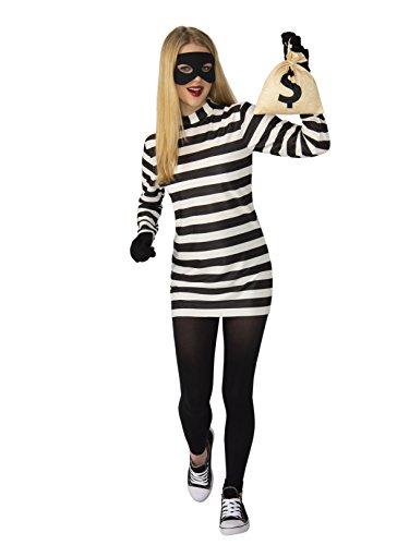 Rubie's Womens Burglar Costume ()