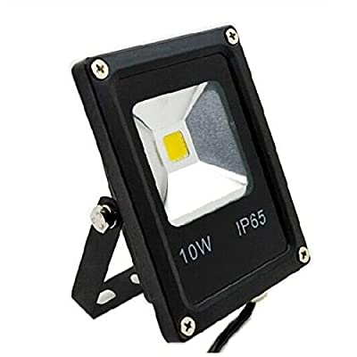 RGB, 10W : AC/DC 12V IP65 Security Waterproof Floodlights Led 10W Outdoor led Projector Lamp Garden Lamp